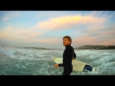 International Surfing Day Tribute [3D] - Another Day at the Office