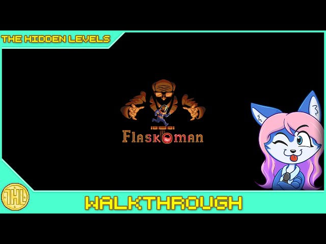 Flaskoman Xbox Achievement Walkthrough *1000G in 5 minutes!*