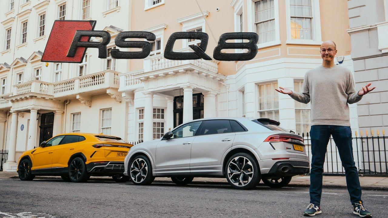 Audi RS Q8: Better Than A Lamborghini Urus?