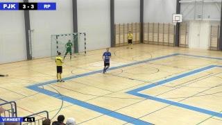 PJK - Ruutupaidat 14.10.2017 klo 15.00 Futsal-liiga