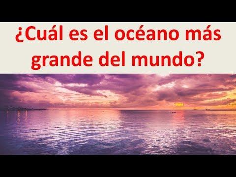 cual-es-el-oceano-mas-grande-del-mundo