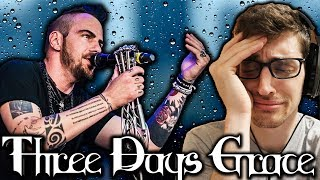 "Hip-Hop Head REACTS to THREE DAYS GRACE: ""Never Too Late"""