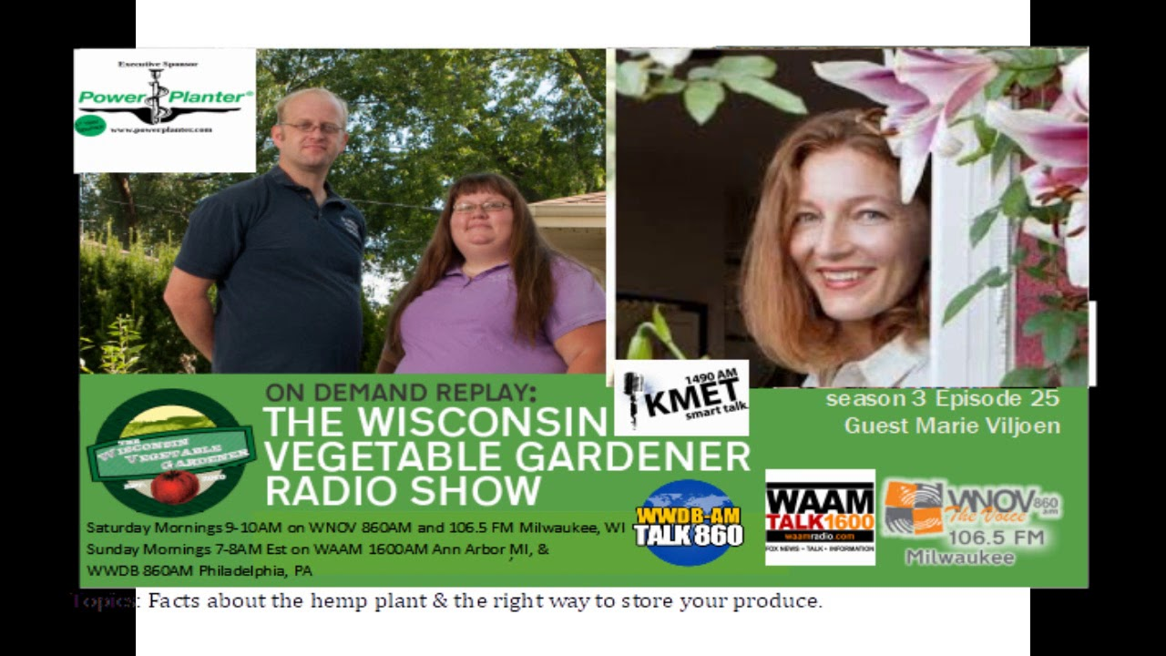Audio S3e25 Hemp Facts Right Way To Store Produce Guest Author
