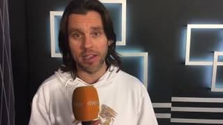 Javián habla tras el primer ensayo del #Eurocasting - Eurovision 2017