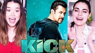 KICK   Salman Khan   Nawazuddin Siddiqui   Jacqueline Fernandez   Trailer Reaction by Achara & Anna!