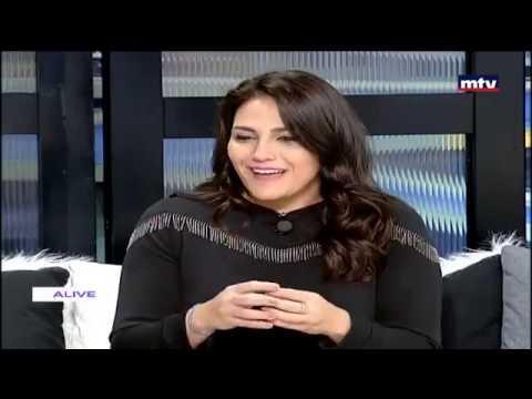 ELLE FIESTA 2018   Interview MTV ALIVE