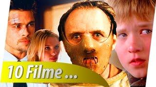 THRILLER   10 Filme, die man gesehen haben muss   Teil 1