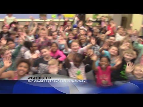 Rob Fowler visits the 2nd Graders at Sangaree Elementary School_Part 2