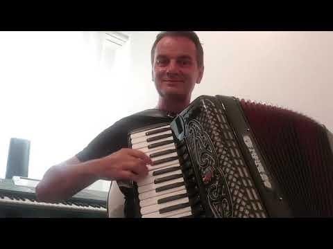 Eso Balić - Svijet muzike i ucenje sviranja harmonike - 5. čas
