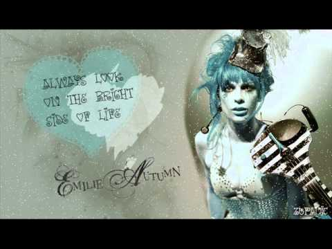 Emilie Autumn  Always Look On The Bright Side Of Life  Instrumental