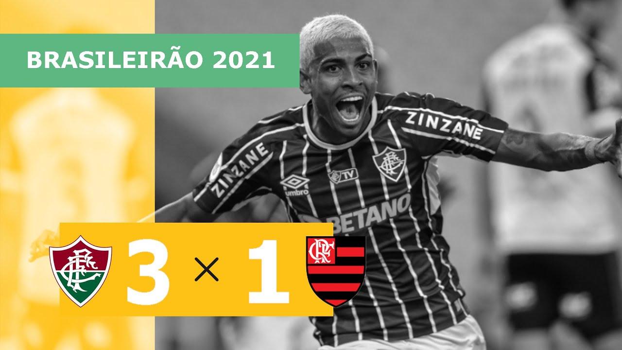 Download Fluminense 3 x 1 Flamengo - Gols - 23/10 - Brasileirão 2021