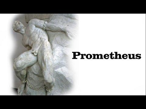 Prometheus -  Johann Wolfgang von Goethe