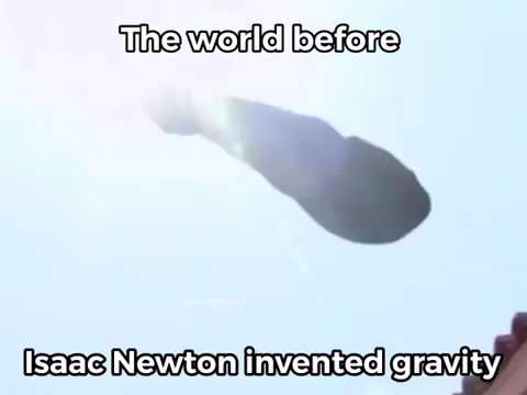 The World Before Isaac Newton Invented Gravity Youtube