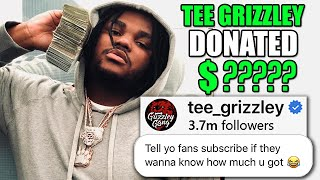 Tee Grizzley joined my stream then this happened...