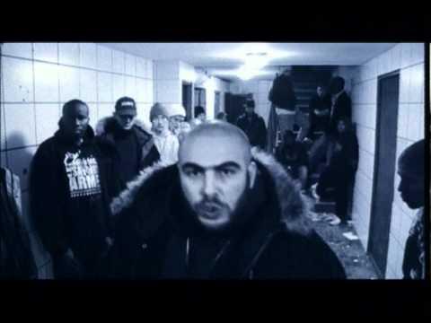 Médine - Rappeur de Force (Official Clip)