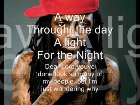 Lil Wayne ft The game My Life Lyrics