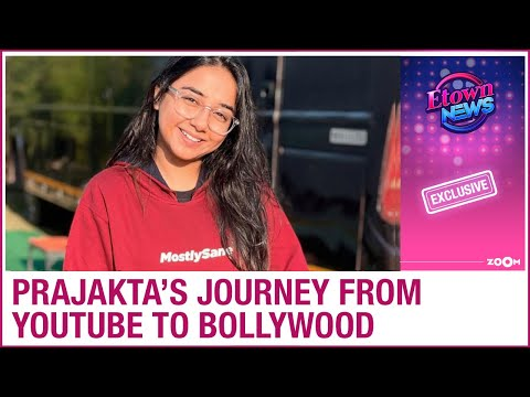 Prajakta Koli aka MostlySane on her Bollywood debut with Jug Jug Jiyo and Mismatched web series