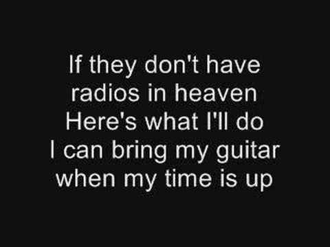 Radios In Heaven - Plain White T's || WITH LYRICS!