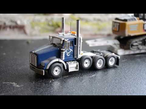 Custom 1 50 Kenworth T800 Trucks
