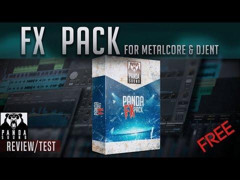 FREE DJENT FX PACK by Panda Sound