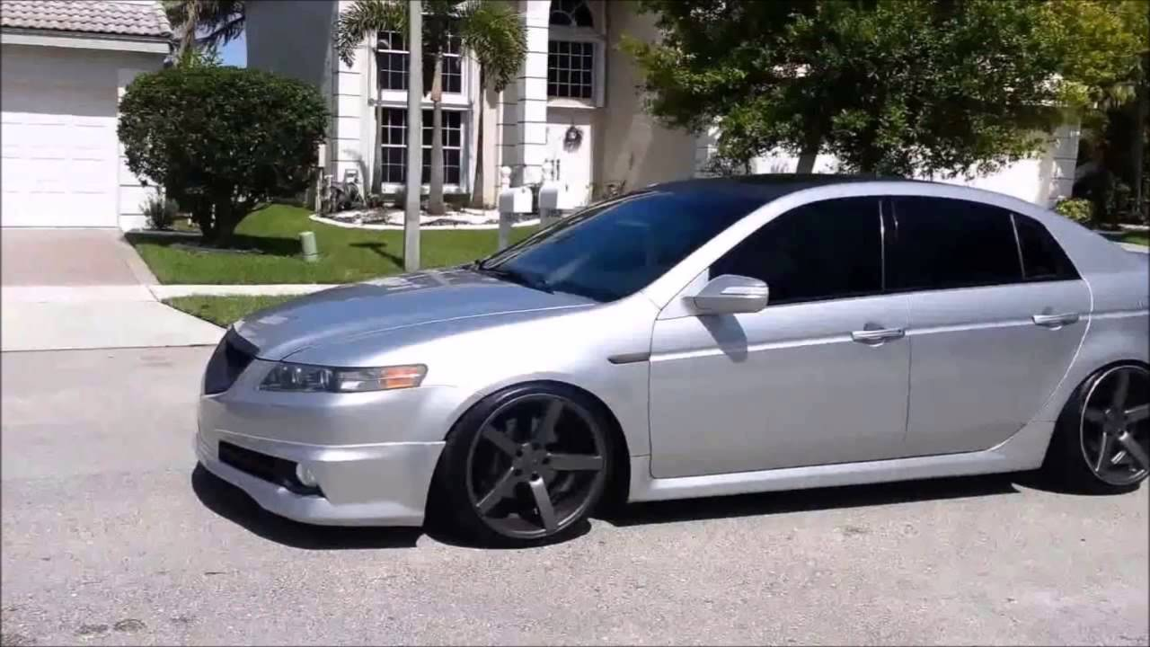 Acura TL TypeS Picture Video YouTube - Acura tl 2006 custom
