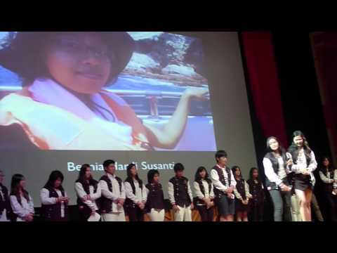 SWA Class of 2014 Final Assembly part 1