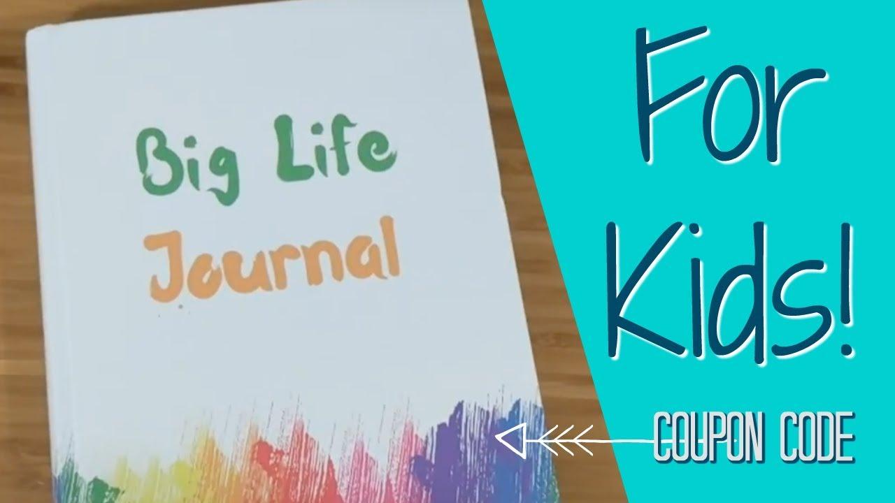 afac2895 Big Life Journal for Kids