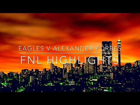 African Basketball Academy Eagles v Alexander Forbes- Friday Night Lights Highlights