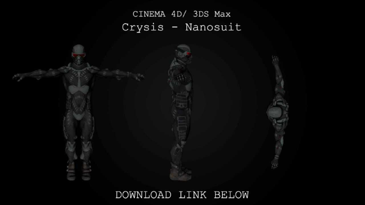 Cryengine 3 character models download.