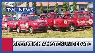 Operation Amotekun debate with Anthony Kila