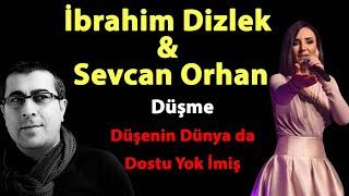 İbrahim Dizlek feat. Sevcan Orhan - Düşme (Video)