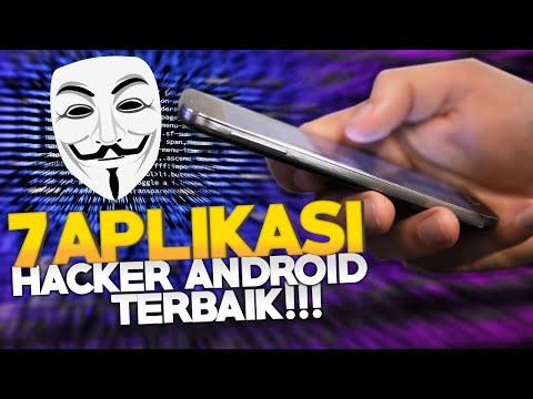 7 Aplikasi HACKER Android TERBAIK VERSI MOBILE