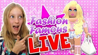 Dress-Up and Look Fab! Live Stream!
