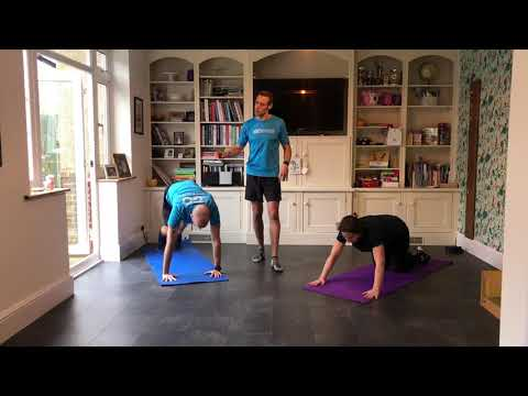 Great Outdoor Fitness 30 minute Home Workout 1