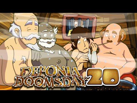 DEPONIA DOOMSDAY [020] - Dicke, heiße Männer in der Sauna