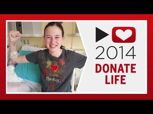 P4A 2014 - Donate Life