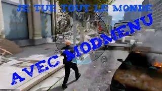 GTA 5 - MASSACRE DE MODDEUR EN ONLINE 1.34 ( TROLL MOD MENU )