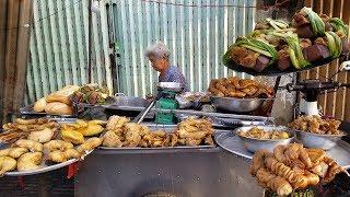 Xe gà vịt chiên giá cực rẻ gần nửa thế kỷ trên vỉa hè Sài Gòn