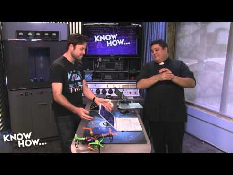 Know How... 135: Hydrophobic Coatings, Reverse Mouse Fix, and Unbalanced Props