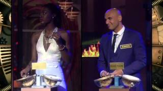 Day 1: Adjoa and Simon face the first eviction