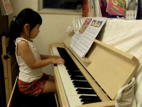 We Wish You a Merry Christmas piano michelle wong