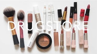 Drugstore Makeup | Favourite Products From Every Category thumbnail