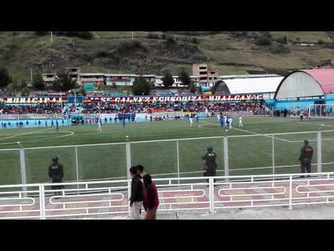 Segundo Gol del Deportivo Hualgayoc VID 20151109 121609