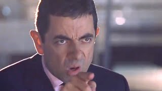 Sneak Attack | Johnny English | Funny Clip | Mr Bean Official