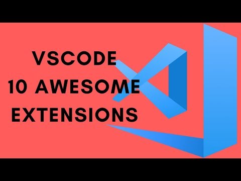 VSCode - 10 Useful Extensions for Web Development | GTCoding thumbnail