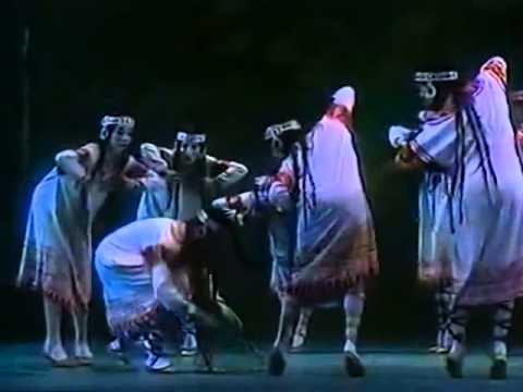 Ballet Rite of Spring Joffrey Ballet Stravinsky 1987