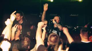 Ektomorf - 06 - Numb And Sick - Live in Borkovany, CZE 2014