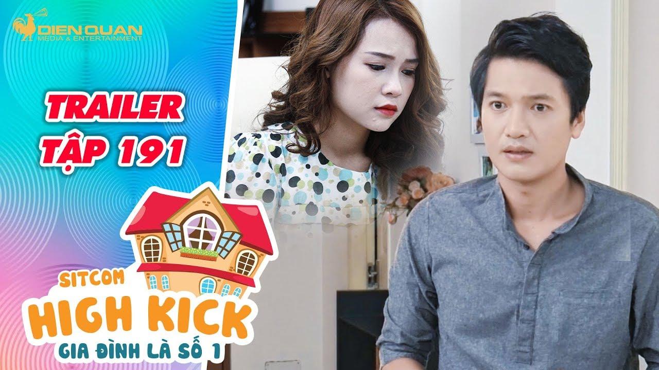 Gia đình là số 1 sitcom | Trailer tập 191: Đức Phúc hoảng loạn khi biết tin Kim Chi tự tử?