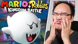JE DÉTESTE CES FANTÔMES... | Mario + Lapins Crétins Kingdom Battle #27