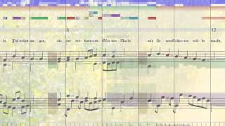 BWV 486 Mein Jesu, dem die Seraphinen